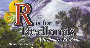 R is For Redlands Book