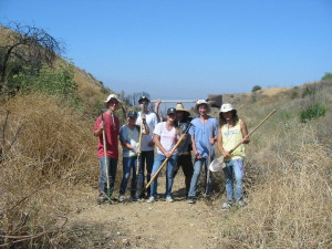 Redlands Conservancy Volunteer Trail Care