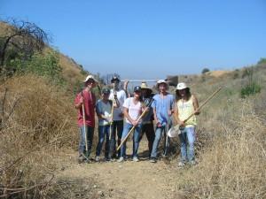 Redlands Conservancy Volunteer Trail Care