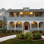 Redlands Conservancy Adaptive Reuse - Mission Gables renovation