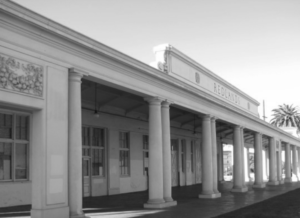 Historic Preservation Fortnight - Santa Fe Depot in Redlands